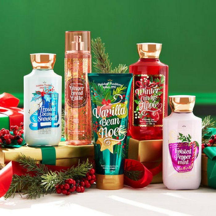 Bath & Body Works Body Care Item