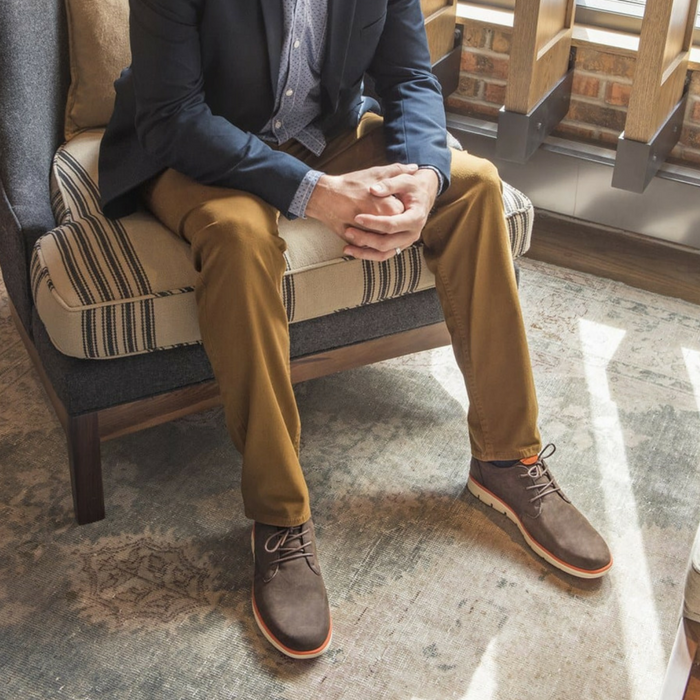 MUK LUKS Men's Scott Shoes