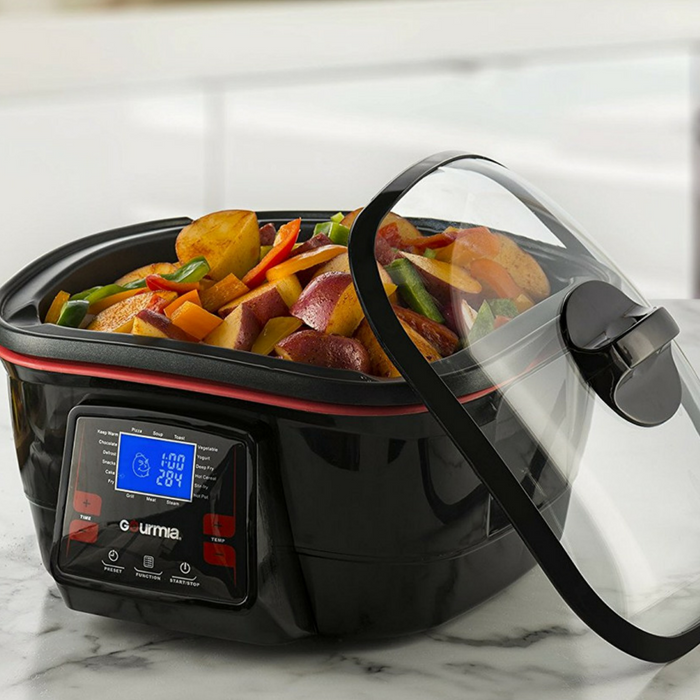 Gourmia 18-In-1 Multi Cooker