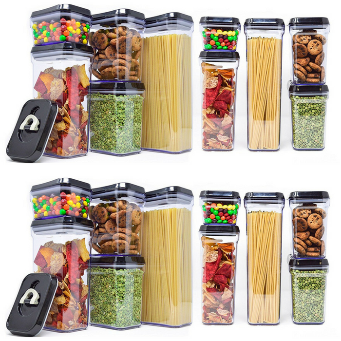 Food Container 10-Piece Set