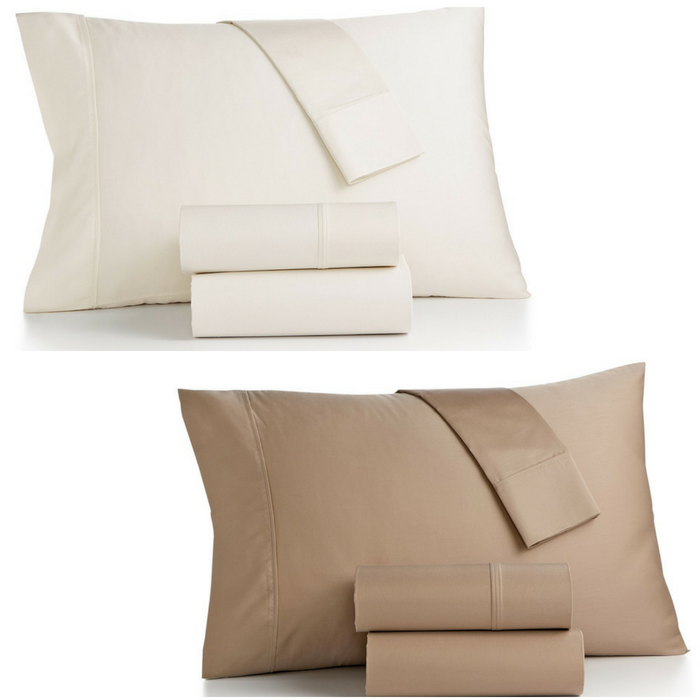 Bainbridge 4-Piece King Sheet Set