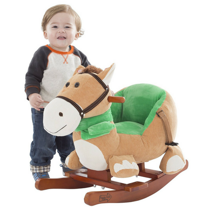 Rocking Horse Plush
