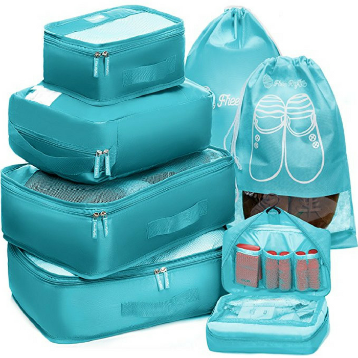This How To Pack For Your Next Trip comes complete with your own FREE Printable Travel packing List that will make your life easier!  After all, that's what a vacation is all about, right?  This travel essentials checklist will make the work of packing the family up for any trip easier. You won't have to worry that you've forgotten something and you can relax and enjoy your time!