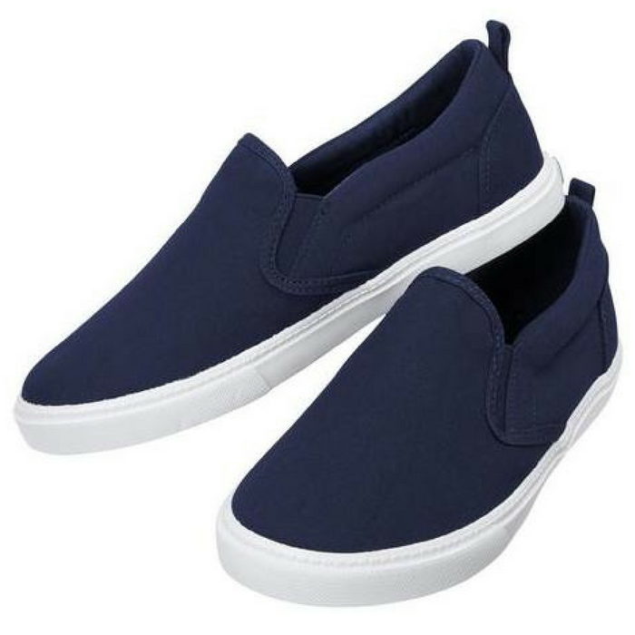 Slip-On Sneakers At $10.99