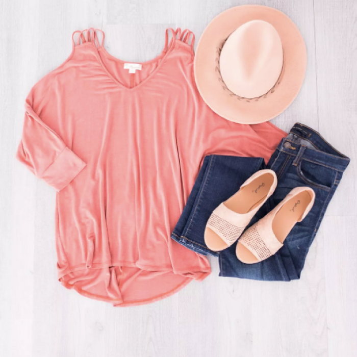 Hope Strappy Tunic