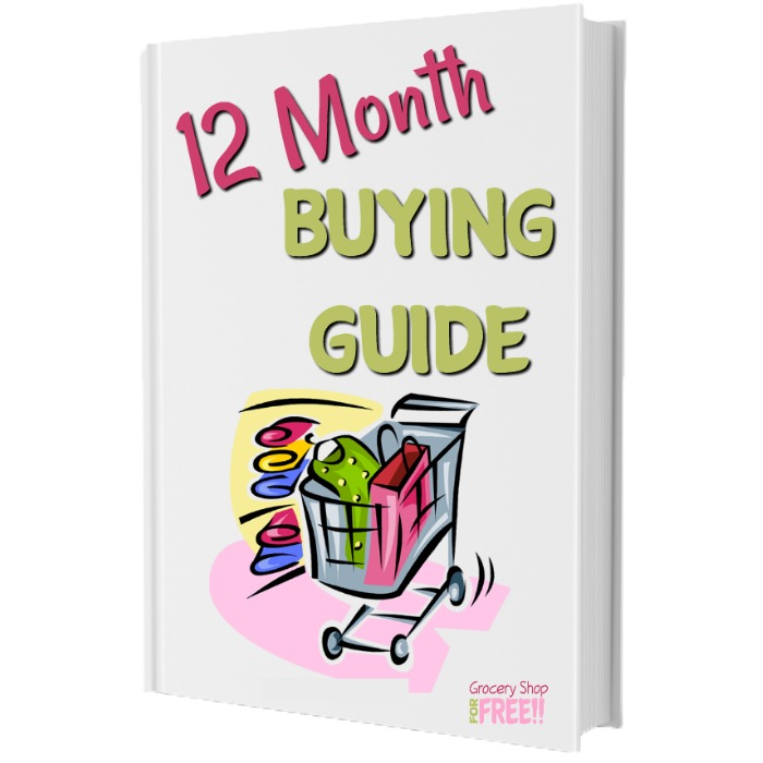 What To Buy Each Month – A 12 Month Guide