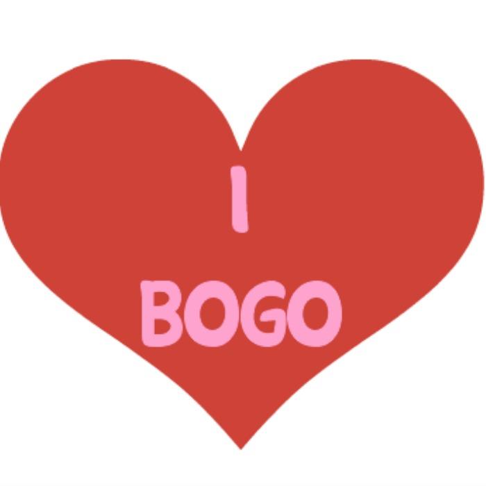 BOGO Chart