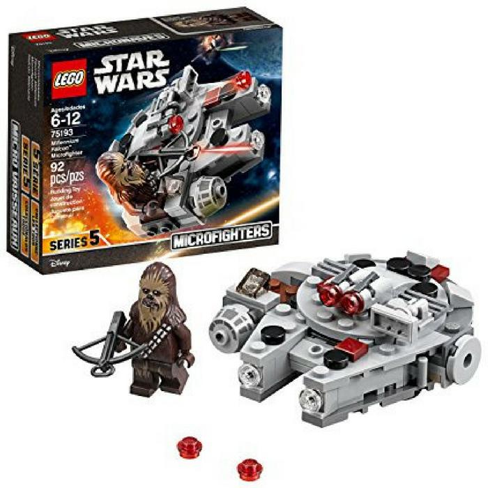 FREE LEGO Star Wars Millennium Falcon!