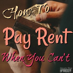 Need Easy Money?  Short On Rent Again?  Check Out These Ideas!