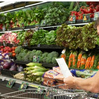 Printable Coupon Shopping Grocery List
