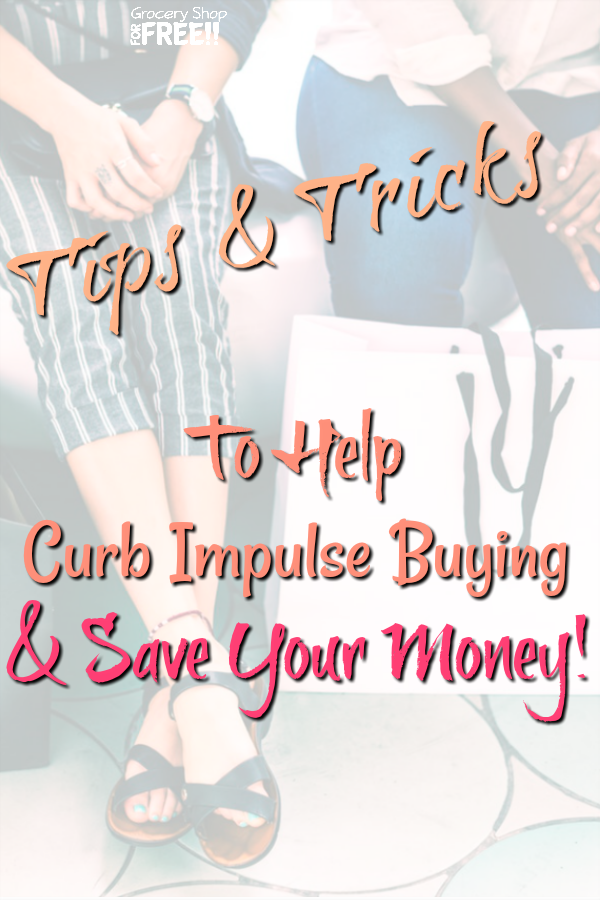 Impulse buying can be detrimental to our wallet, & companies everywhere are are literally banking on impulse buys to get us to spend even more than we had anticipated.  We have some tips & tricks to help learn how to stop impulse buying & how to save money instead.