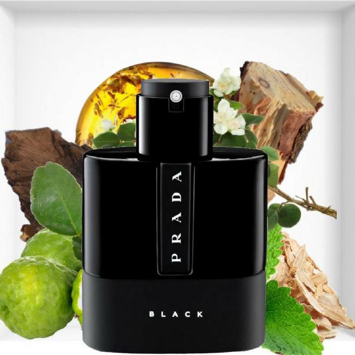 FREE Sample Prada Luna Rossa Black Fragrance!