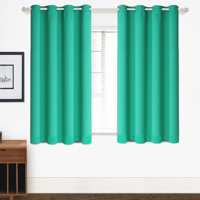 2 Panels Blackout Curtains