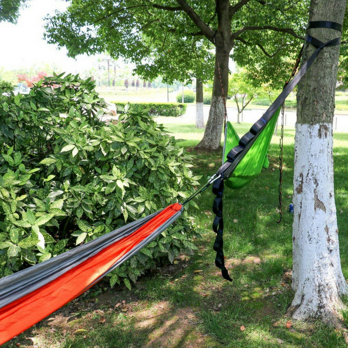 A tent is one of the number one camping essentials people think of when going on a solo or family backpacking or camping trip.  But , things are changing...  An alternative way to camp has begun to emerge:   The hammock.