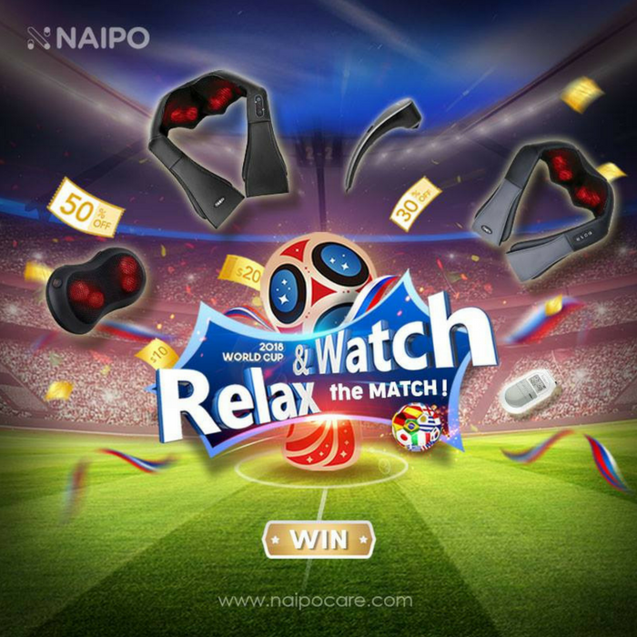 Can You Guess The Winning Team? Guess The Champion And Win Naipo Massagers!