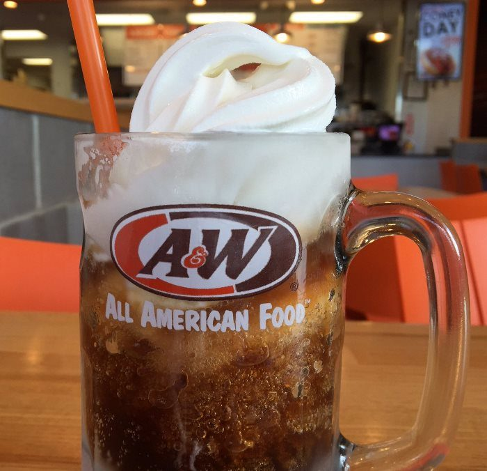 FREE Root Beer Float Day At A&W!