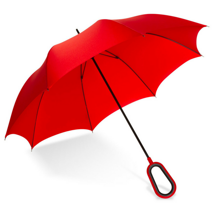 Hands-Free Texting Umbrella ($25)