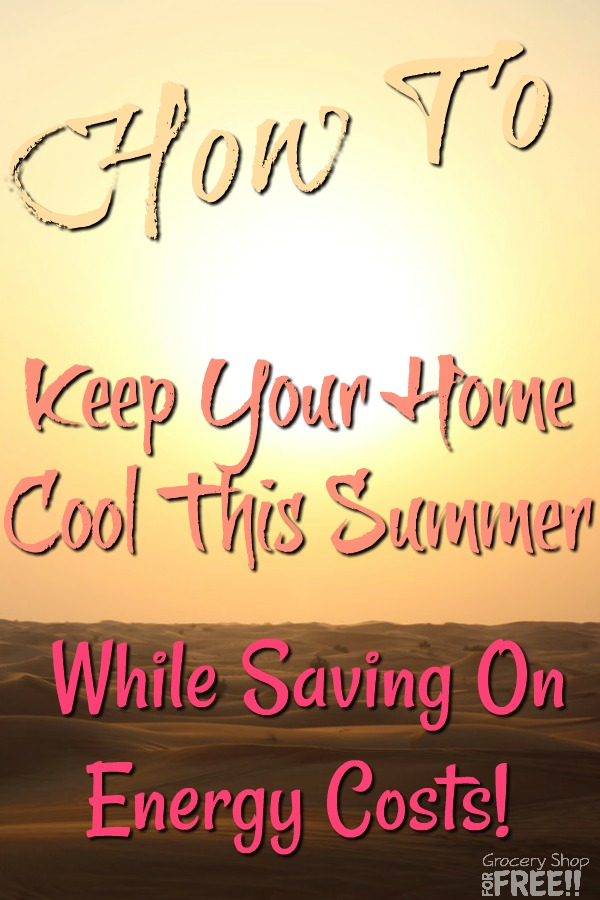 Summer can put a real strain on energy costs.  Summer brings the kids home from school which can raise energy costs along with the extra heat - it can really mess up your budget.  These tips to help lower energy costs in the summer will help!