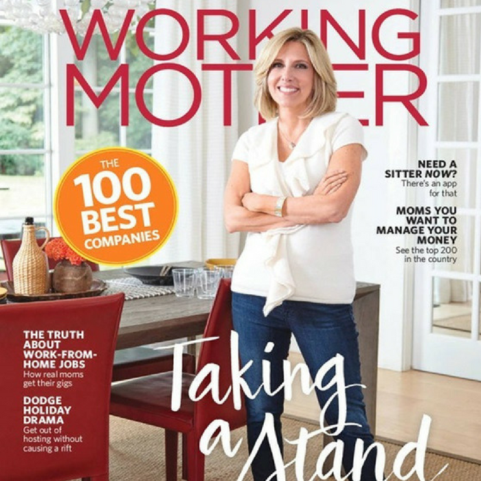 FREE One-Year Working Mother Magazine Subscription!