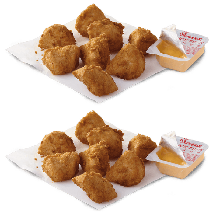 FREE Chick Fil A 8-Count Chicken Nuggets!