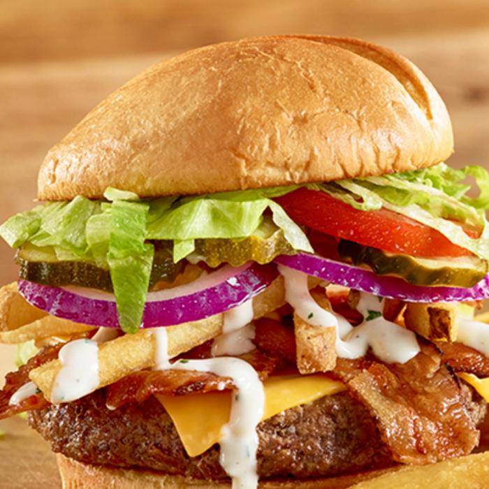 FREE Burger Or Garden Bar & Lemonade At Ruby Tuesday's!
