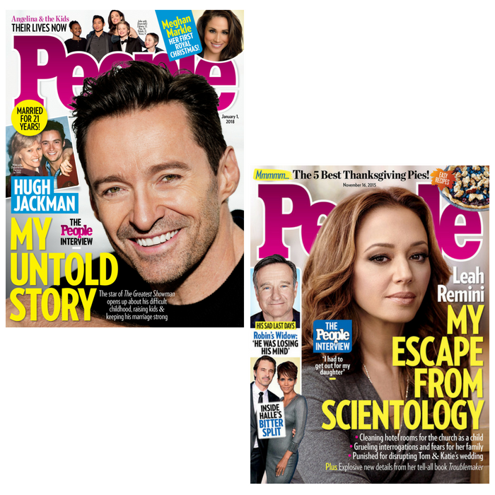 FREE People Magazine Subscription!