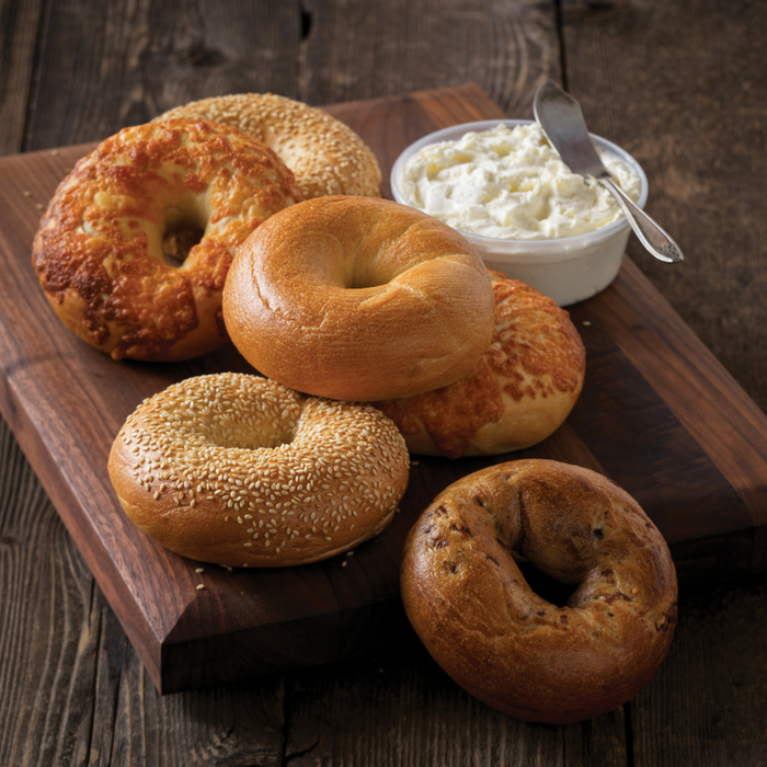 FREE Bagel & Shmear With Purchase At Einstein Bros. Bagels!