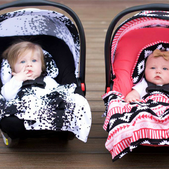 FREE Baby Carseat Canopy!
