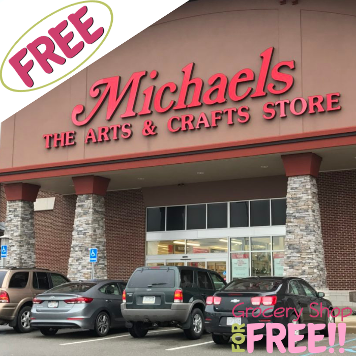 FREE Kid's Party At Michael's!