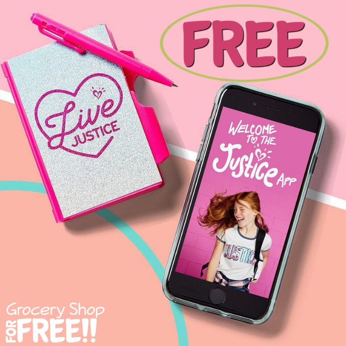 FREE Mini Notepad & Pen!