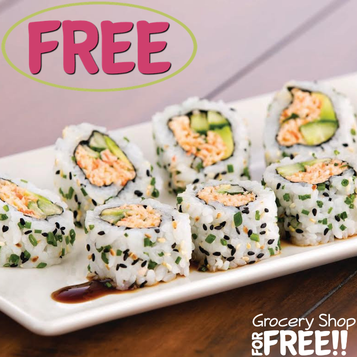 FREE Spicy Tuna Or California Roll At P.F. Chang's!