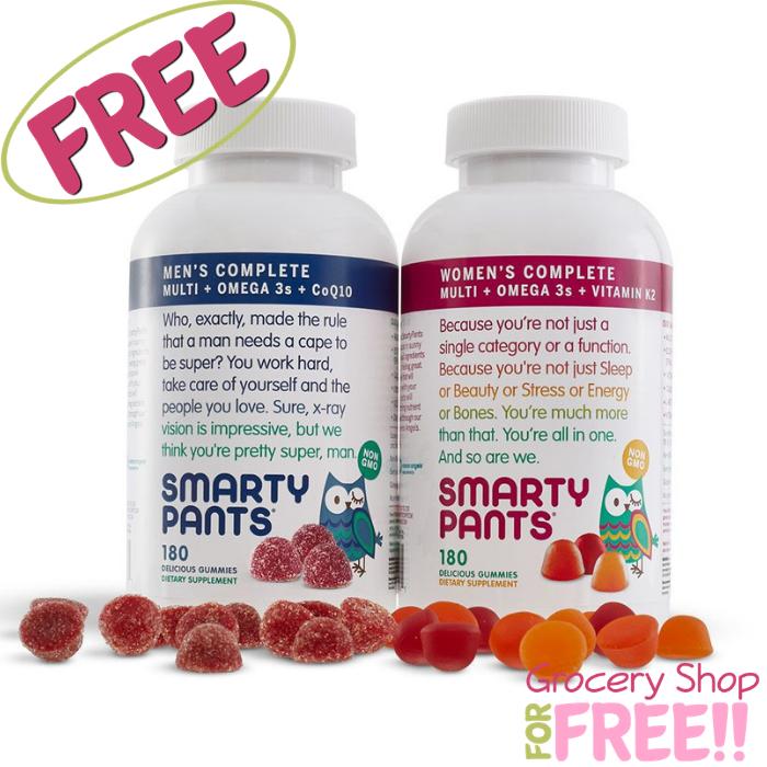Three FREE Gummy Vitamins Samples!
