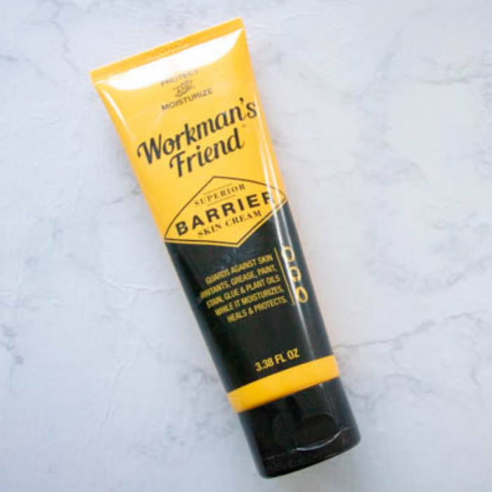 FREE Workman's Friend Superior Barrier Skin Cream Sample!