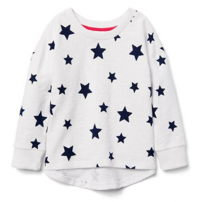 Stars Pullover