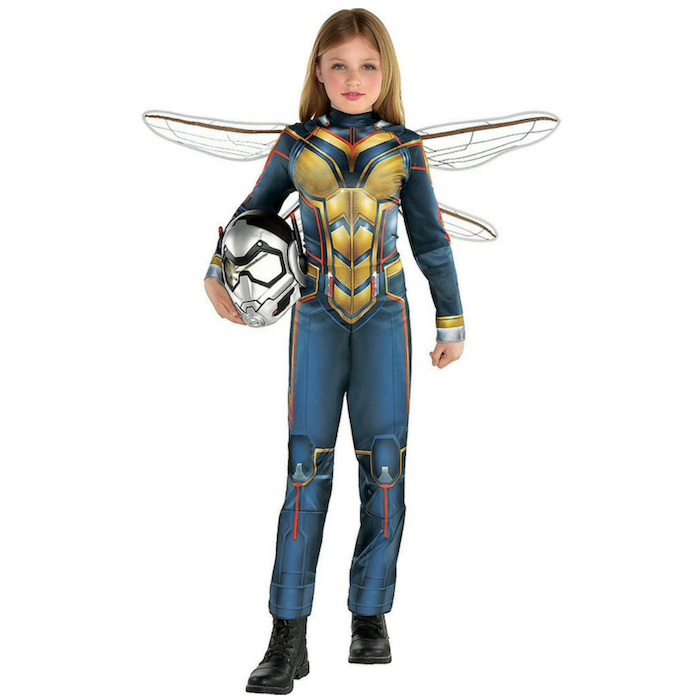 Girl Wasp Costume