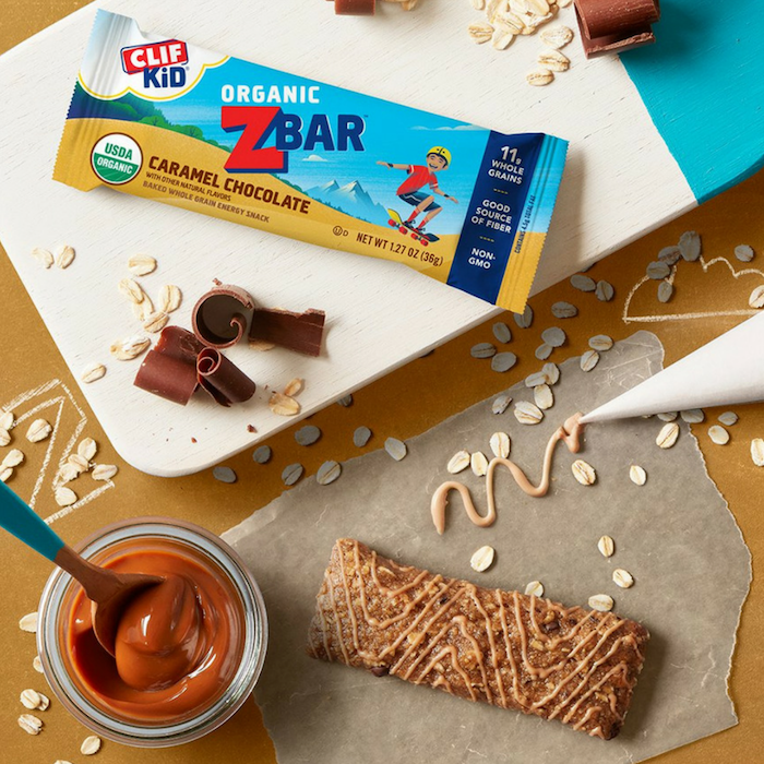 CLIF Kid ZBar: Healthy On-The-Go Snack For Your Active Kid