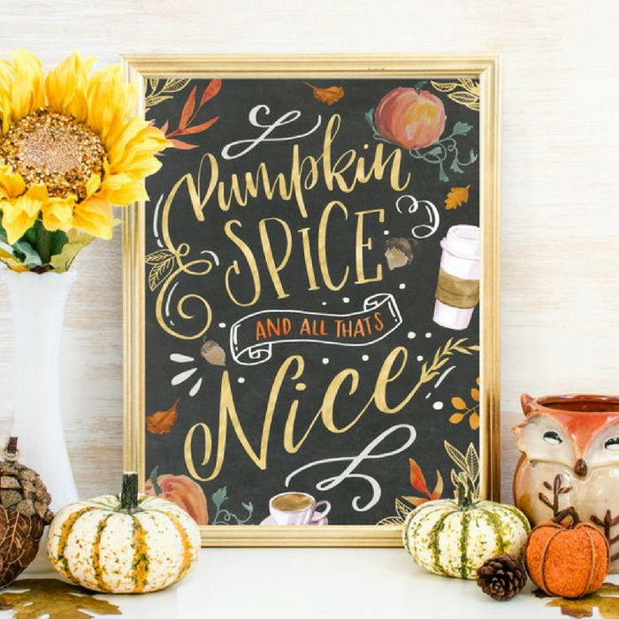 FREE $10 To Spend On Fall Decor At Etsy!