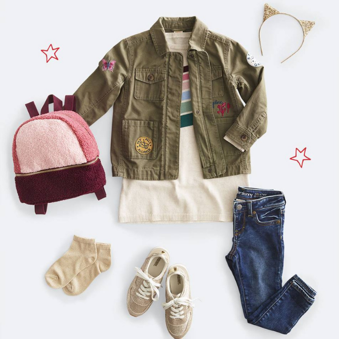 HUGE SAVINGS AT GYMBOREE! 40% Off Regular Priced Items + 30% Off Dressy + Up To 70% Off Markdowns!