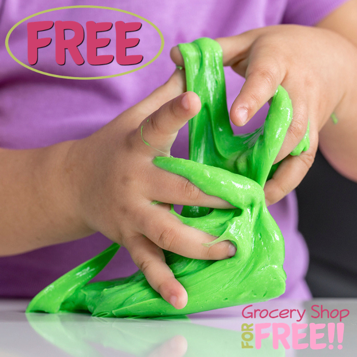 FREE Ultimate Slime Party At Michaels!