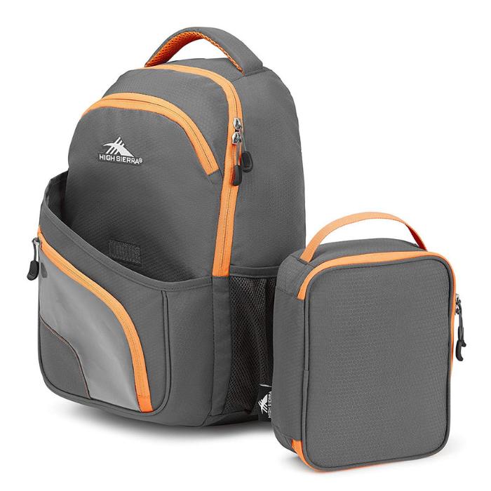 High Sierra Lunch Kit Backpack