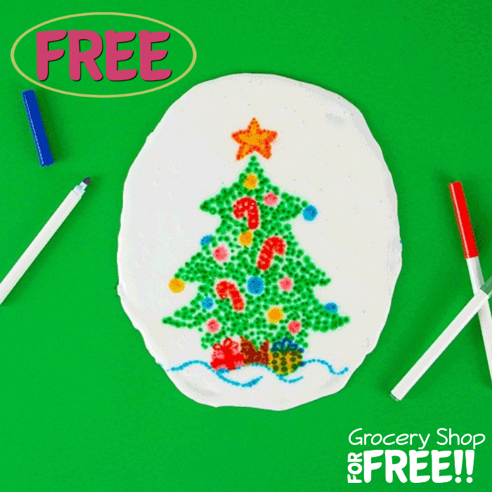 Christmas Doodle Slime Event