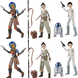 Star Wars Figure Starting At $5.49! Regularly $35!