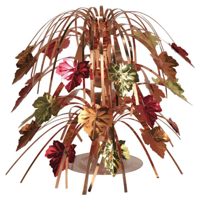 Leaves Cascading Centerpiece