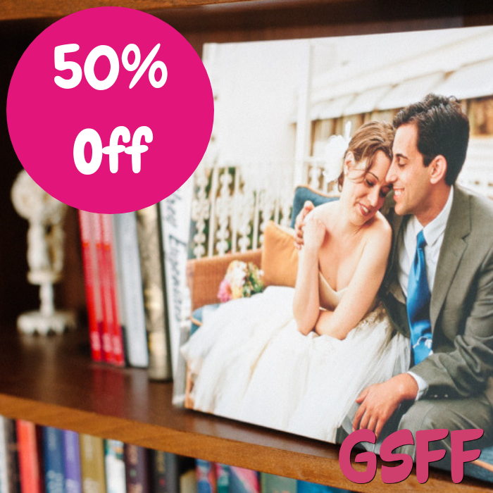 50% Off Photo Books For New Customers!