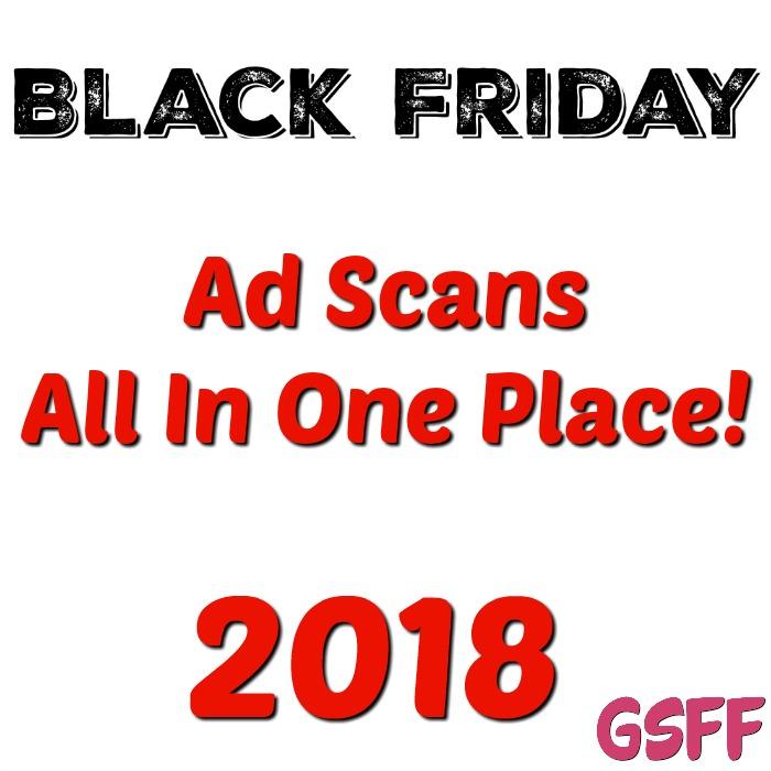 Black Friday Ad Scans