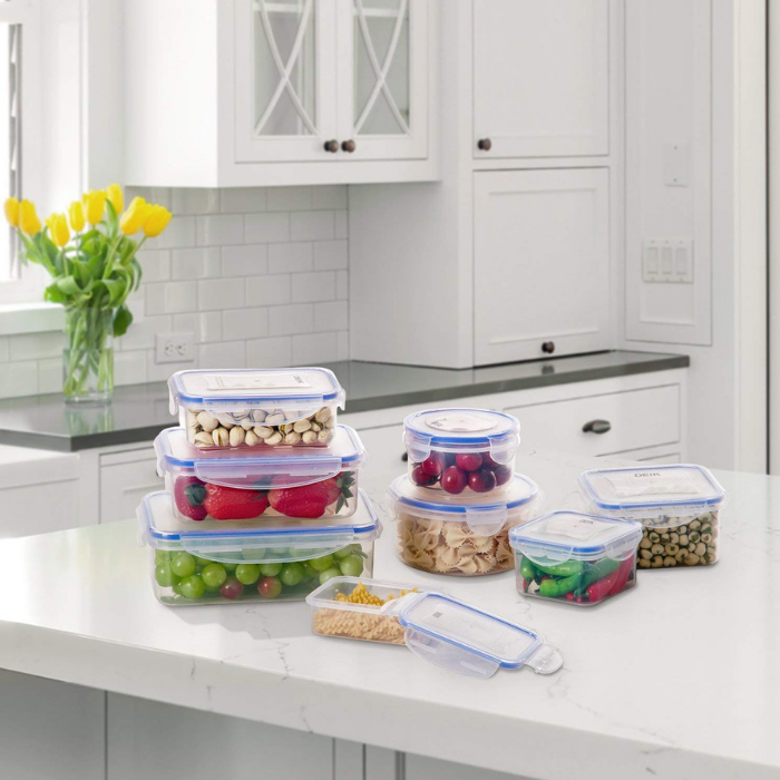 Deik Food Storage Container Set Just $18! Down From $60!