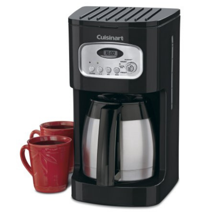 Cuisinart 10-Cup Programmable Coffeemaker Just $58.28! Down From $165.00! PLUS FREE Shipping!