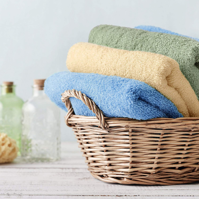 CrystalTowels 7-Pack Bath Towels Just $35! Down From $70! PLUS FREE Shipping!