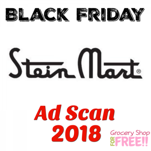 Stein Mart Black Friday 2018 Ad Scan!