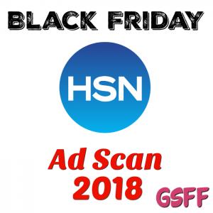 HSN Black Friday 2018 Ad Scan!